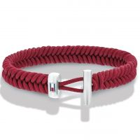 Tommy Hilfiger Jewellery Coated Cord Bracelet Watch 2701072