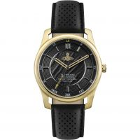 Herren Vivienne Westwood Holborn II Watch VV185GDBK