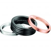 femme Calvin Klein Jewellery Blast Rings Size N Watch KJ7MBR300107