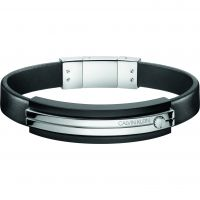 homme Calvin Klein Jewellery Mighty Bracelet Watch KJ8AMB290100