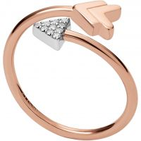 Fossil Jewellery Ring Size S JEWEL JFS00429998510