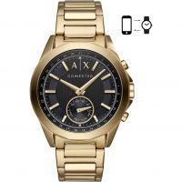 Herren Armani Exchange Connected Bluetooth Smart Watch AXT1008