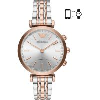 Damen Emporio Armani Connected Gianni T-Bar Watch ART3019