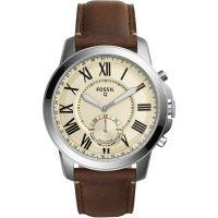 Herren Fossil Q Q Grant Bluetooth Smart Watch FTW1118