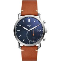 Herren Fossil Q Q commuter Bluetooth Smart Watch FTW1151
