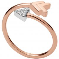 Fossil Jewellery Ring Size P JEWEL JFS00429998508