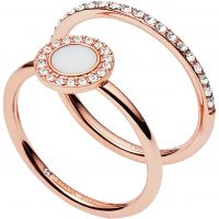 Fossil Jewellery Ring Size M.5 JEWEL JF02666791505