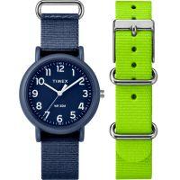 Unisex Timex Weekender Slip-thru Watch TWG018400