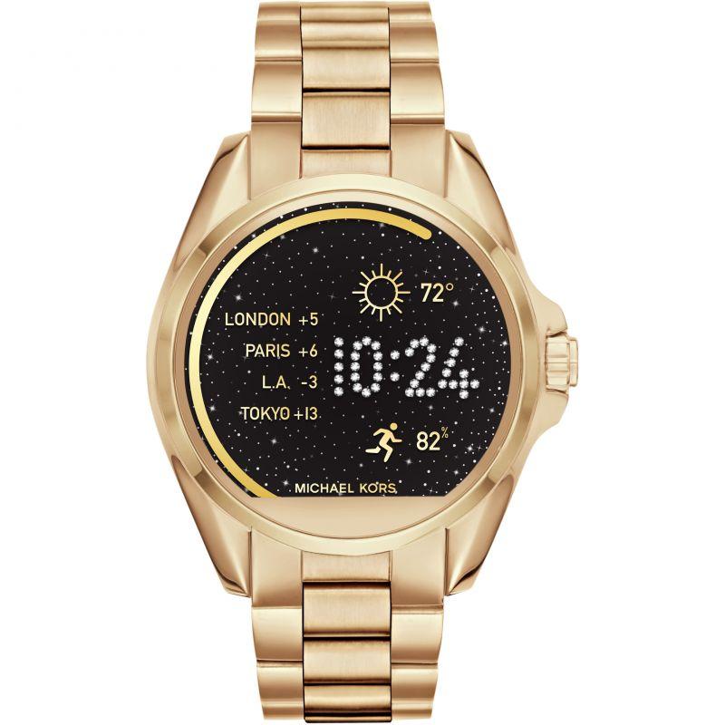 Unisex Michael Kors Access Bradshaw Wear OS Bluetooth Watch MKT5001