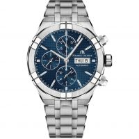Herren Maurice Lacroix Watch AI6038-SS002-430-1