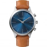 Herren Kronaby Sekel 41 Bluetooth Hybrid Watch A1000-3124