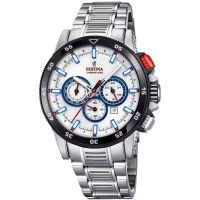Herren Festina Chrono Bike 2018 Collection Chronograph Watch F20352/1