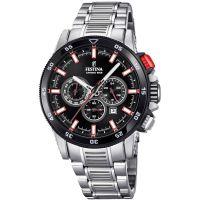 Herren Festina Chrono Bike 2018 Collection Chronograph Watch F20352/4
