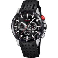 Herren Festina Chrono Bike 2018 Collection Chronograph Watch F20353/4
