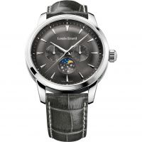 Reloj para Hombre Louis Erard Heritage Day Date Moonphase 14910AA03.BDC103