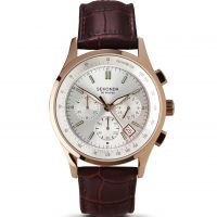 Herren Sekonda Rose Chronograph Watch 3847