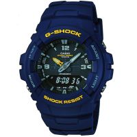 Zegarek męski Casio G-Shock Antimagnetic G-100-2BVMUR