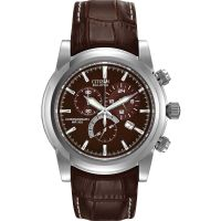 homme Citizen Chronograph Watch AT0550-11X