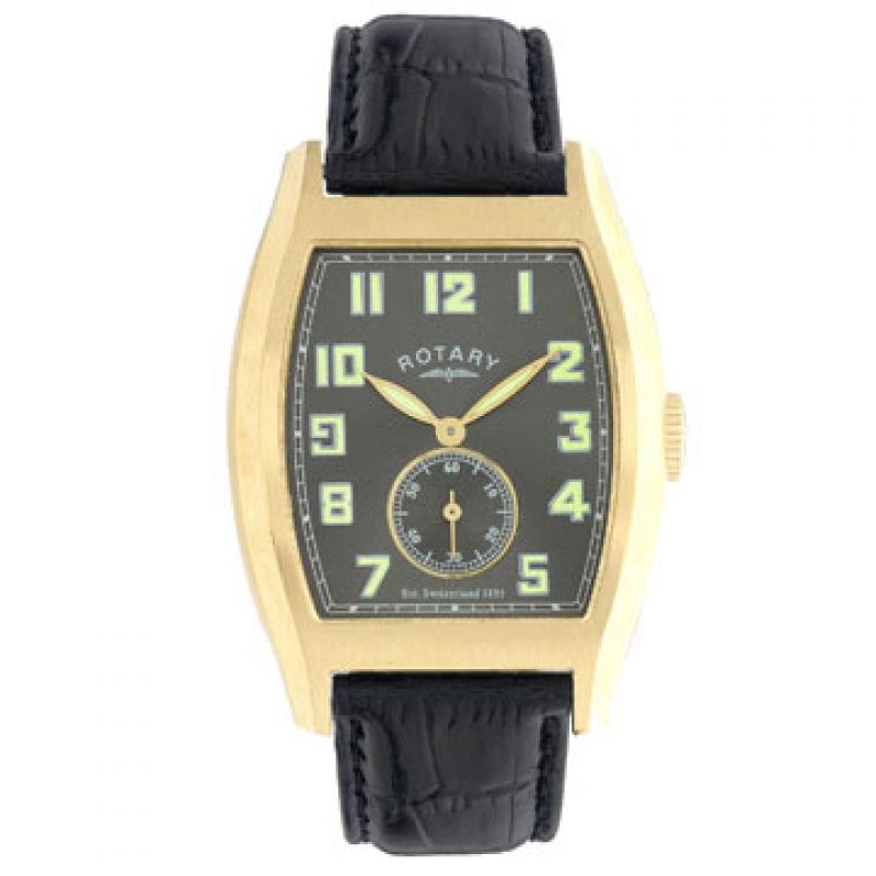 Mens Rotary Vintage Watch GS02405/35