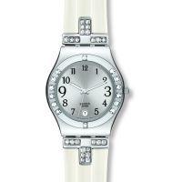 Damen Swatch modisch mich Uhr