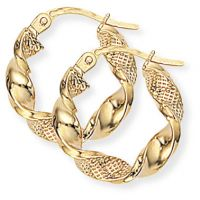 Jewellery Earring Watch E478