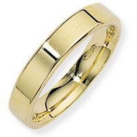 4mm Essential Flat-Court Band Size K