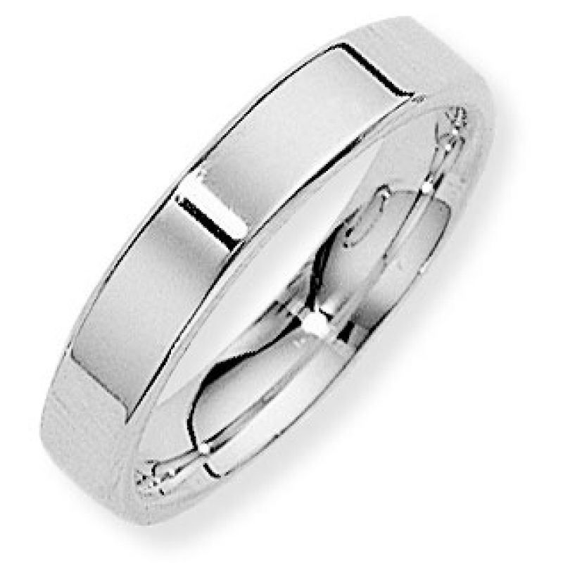 4mm Flat-Court Band Size R