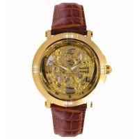 homme Sekonda Skeleton Diamond Watch 1101