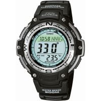 Herren Casio Pro Trek Alarm Chronograph Watch SGW-100-1VEF
