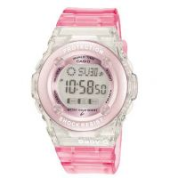 femme Casio Baby-G Alarm Chronograph Watch BG-1302-4ER