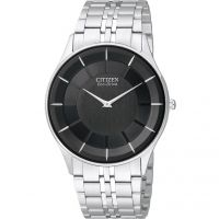 Herren Citizen Stiletto Eco-Drive Watch AR3010-57E