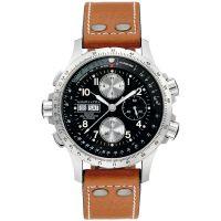 Herren Hamilton Khaki X-Wind Automatik Chronograf Uhr