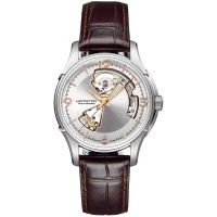 homme Hamilton Jazzmaster Open Heart Watch H32565555