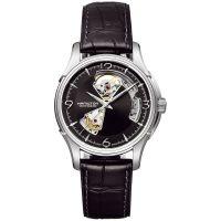 Herren Hamilton Jazzmaster Open Heart Watch H32565735