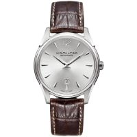 Mens Hamilton Jazzmaster Slim Automatic Watch