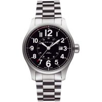 homme Hamilton Khaki Field Officer Watch H70615133