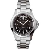 Mens Hamilton Khaki King Automatic Watch