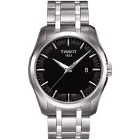 homme Tissot Couturier Watch T0354101105100