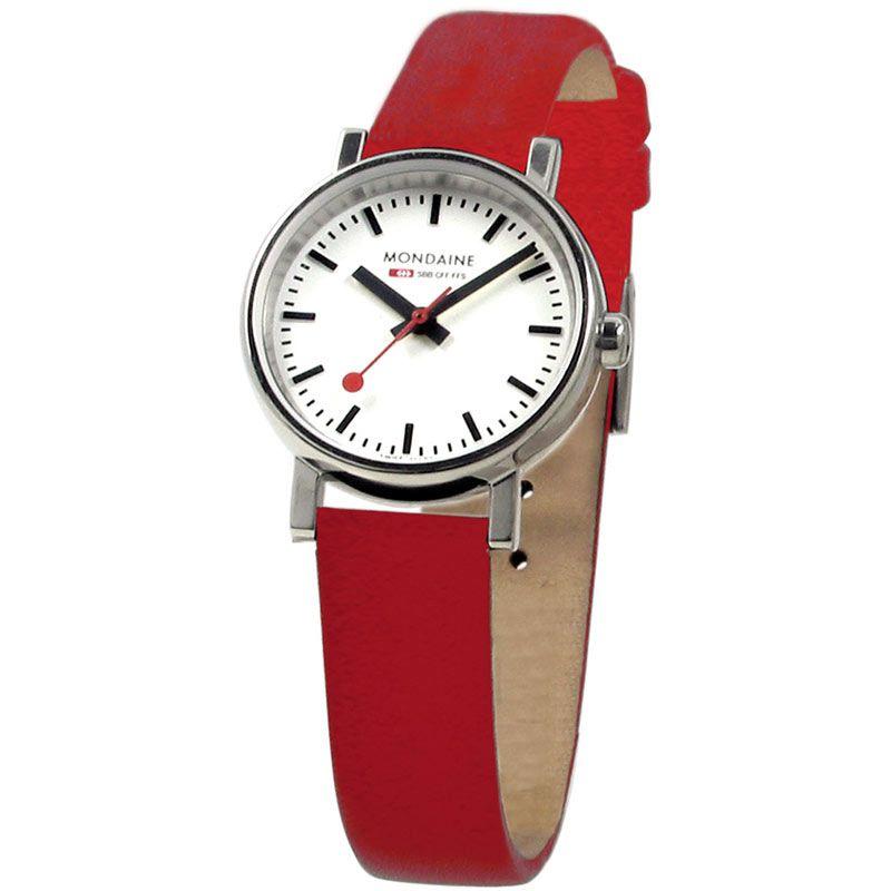 Damen Mondaine Swiss Railways Evo Watch A6583030111SBC