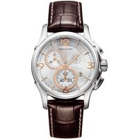 Mens Hamilton Jazzmaster Chronograph Watch