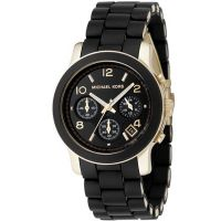 Damen Michael Kors Runway Chronograph Watch MK5191