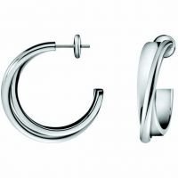 Ladies Calvin Klein Stainless Steel Earrings KJ63AE010100