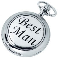 Woodford Best Man Full Hunter Pocket Watch
