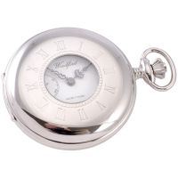 poche Woodford Half Hunter Pocket Watch WF1011