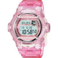 Damen Casio Baby-G Alarm Chronograph Watch BG-169R-4ER