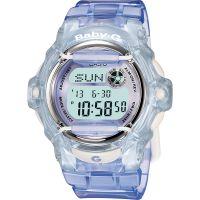 Damen Casio Baby-G Alarm Chronograph Watch BG-169R-6ER