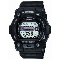 homme Casio G-Shock G-Rescue Alarm Chronograph Radio Controlled Tough Solar Watch GW-7900-1ER