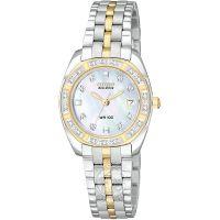 femme Citizen Paladion Diamond Watch EW1594-55D