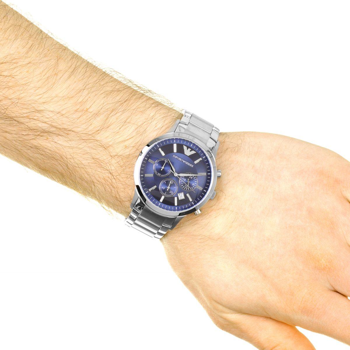 montre armani renato