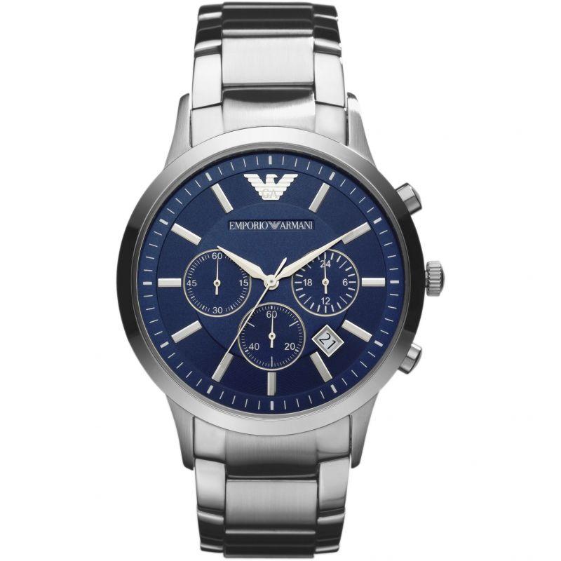 Herren Emporio Armani Chronograph Watch AR2448